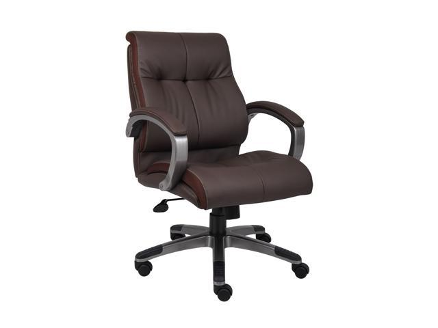 BOSS Office Products B8776P-BN Executive Seating