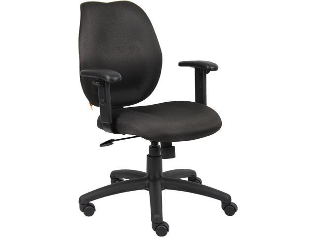 BOSS Office Products B1014-BK Task Chair