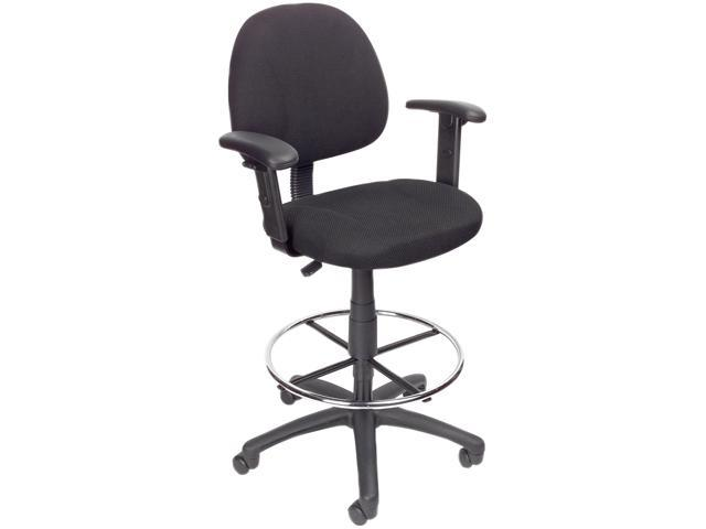 BOSS Office Products B1616-BK Drafting & Medical Stools