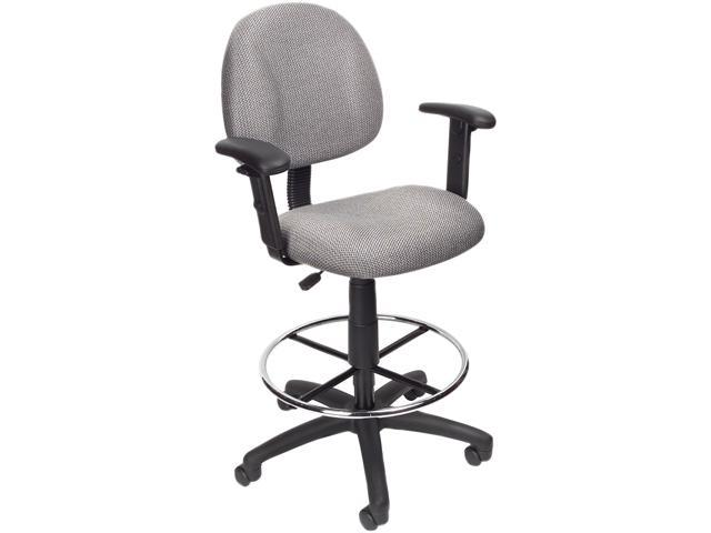 BOSS Office Products B1616-GY Drafting & Medical Stools