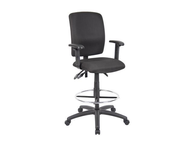 BOSS Office Products B1636-BK Drafting & Medical Stools