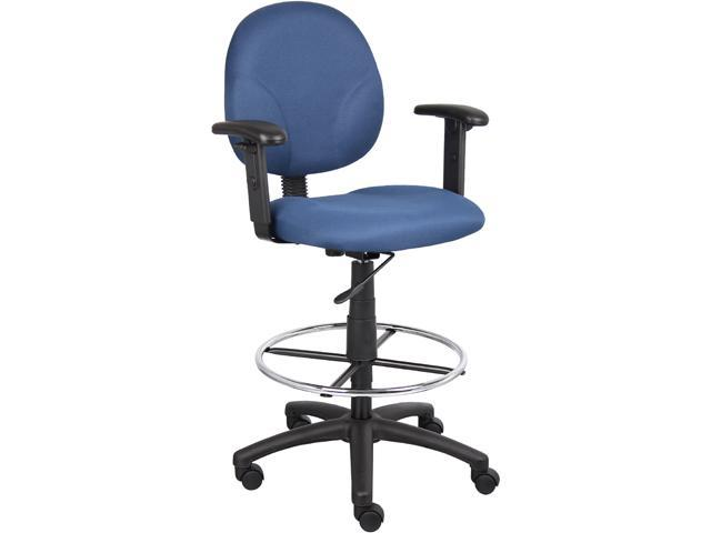 BOSS Office Products B1691-BE Drafting Stools
