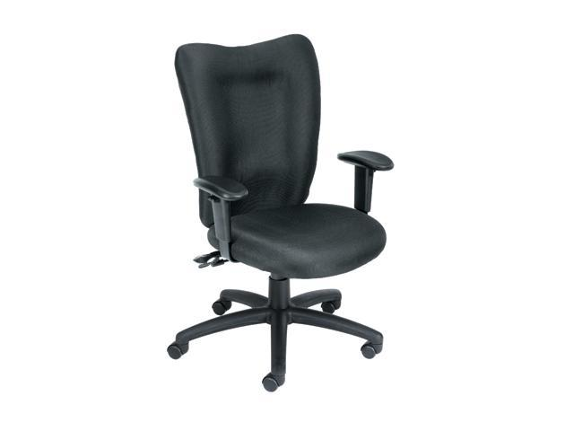 BOSS Office Products B2007-SS-BK Task Chairs