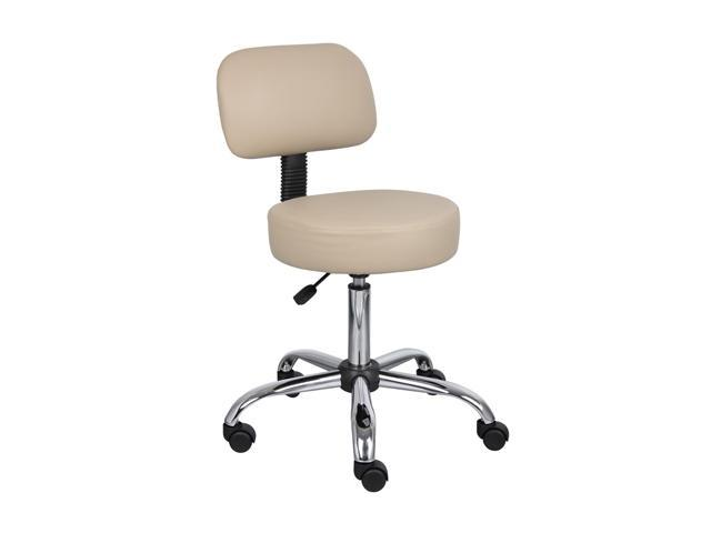 BOSS Office Products B245-BG Medical Stools