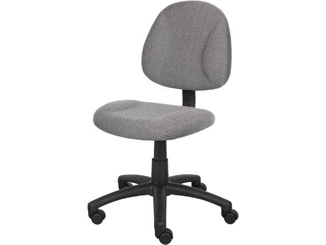 BOSS Office Products B315-GY Fabric Task Chairs