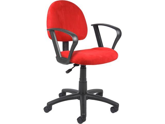 BOSS Office Products B327-RD Task Chairs