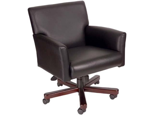 BOSS Office Products B616 Executive Box Arm Chair