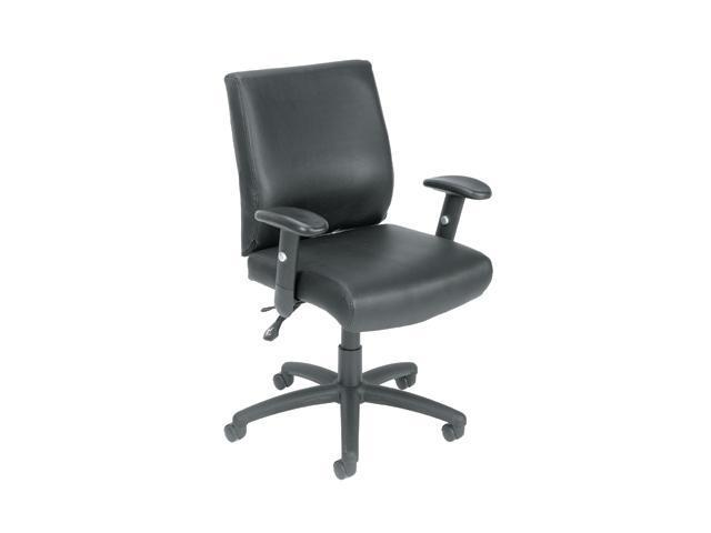BOSS Office Products B706-SS Executive Seating