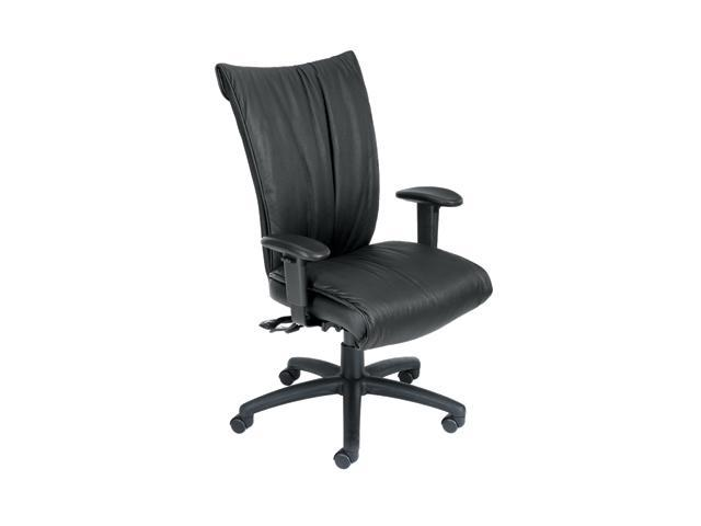 BOSS Office Products B750-SS Executive Seating