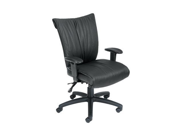 BOSS Office Products B756-SS Executive Seating