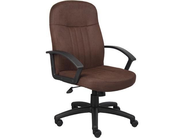BOSS Office Products B8316-BN Executive Seating