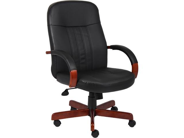 BOSS Office Products B8376-C Executive Chairs