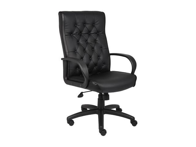 BOSS Office Products B8502-BK Executive Chairs