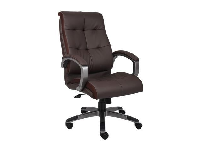 BOSS Office Products B8771P-BN Executive Seating