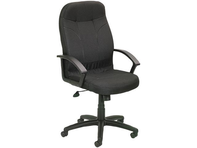 BOSS Office Products B8801-BK Executive Chairs