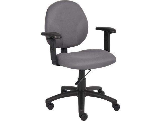 BOSS Office Products B9091-GY Task Chairs