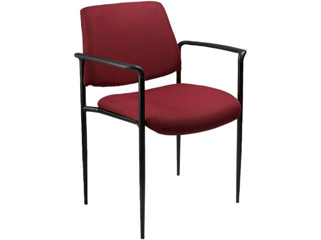 BOSS Office Products B9503-BY Stacking Chairs