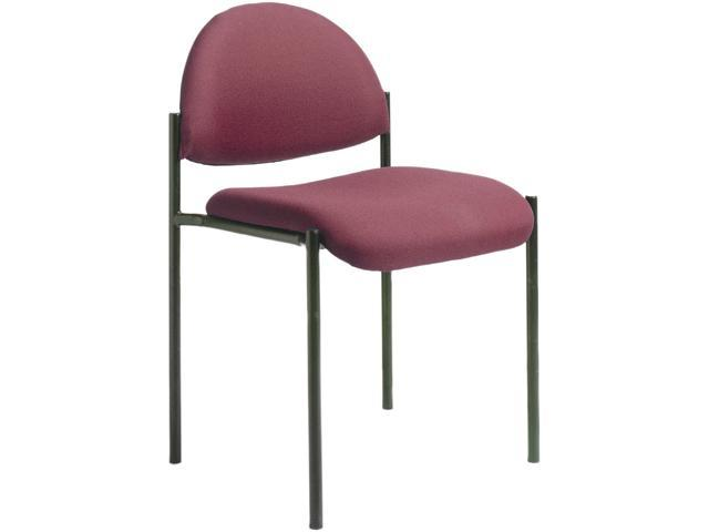 BOSS Office Products B9505-BY Stacking Chairs
