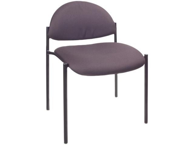 BOSS Office Products B9505-GY Stacking Chairs
