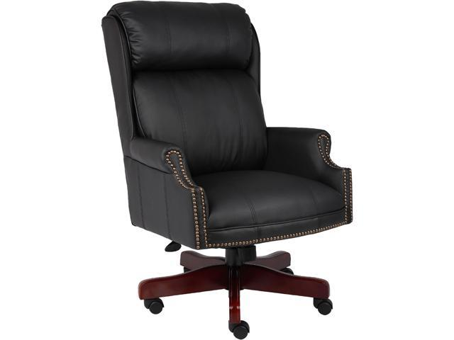 BOSS Office Products B980-CP Executive Chairs