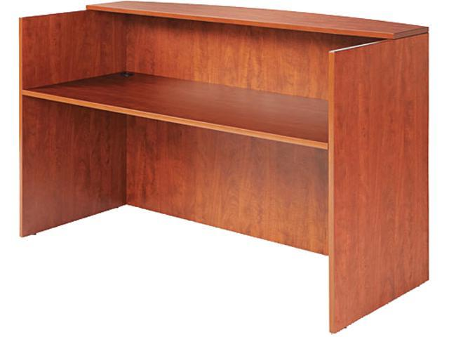 Valencia Series Reception Desk w/Counter, 71w x 35 1/2d x 42 1/2h