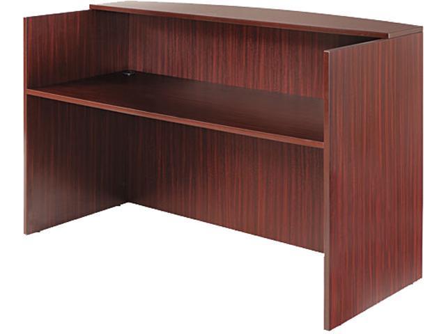 Valencia Series Reception Desk w/Counter, 71w x 35 1/2d x 42 1/2h