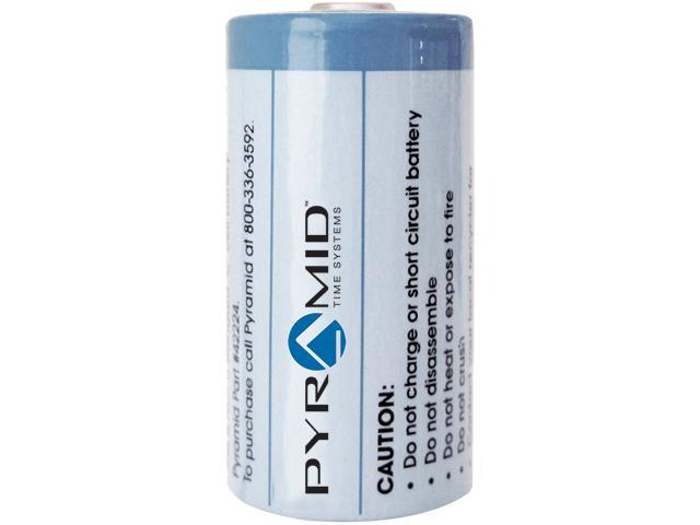 Pyramid 42224 Lithium Thionyl Chloride Cylindrical Battery