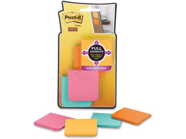 3M F2208SSFM Post-it Notes Super Sticky Full Adhesive Notes