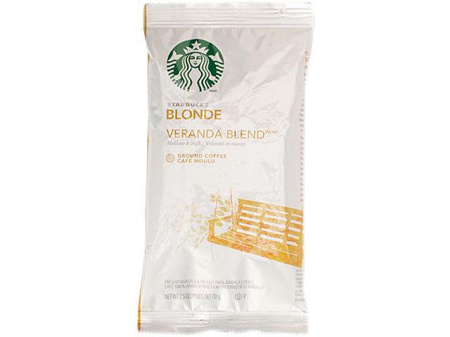 Starbucks 11020676 18/Box Vernanda Blend coffee