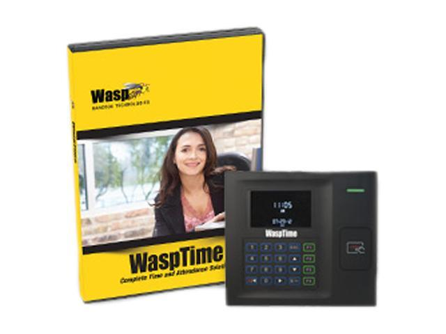 Wasp WaspTime Standard - RFID Time and Attendance System