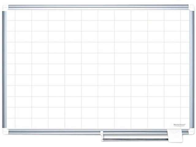 Mastervision MA2793830 Grid Planning Board