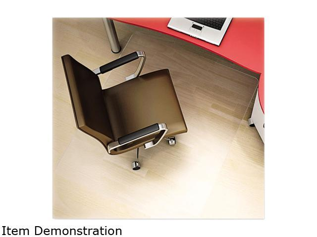Deflect-o CM21142PC Polycarbonate Chair Mat, 36w x 48l, Clear