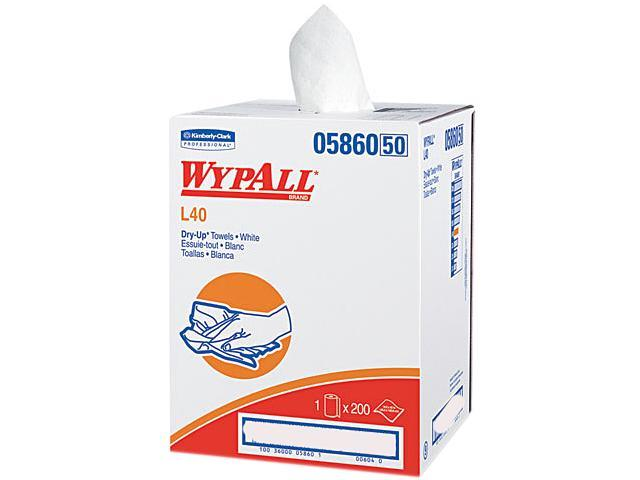 Kimberly-Clark Professional KCC 05860 WYPALL* Dry-Up Towels - 1 Roll