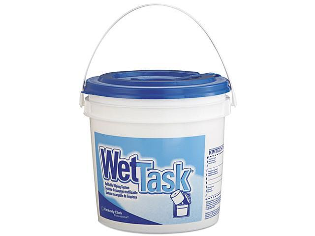 Kimberly-Clark Professional KCC 06001 KIMTECH PREP* Wipers for the WETTASK* System, for Solvents