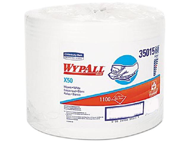 Kimberly-Clark Professional KCC 35015 WYPALL* X50 Wipers - 1100 Sheet(s)/Case