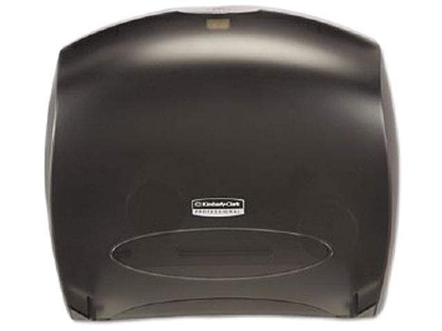 Kimberly-Clark Professional KCC 09507 IN-SIGHT* JRT Jr. ESCORT* Jumbo Roll Bath Tissue Dispenser with Stub Roll