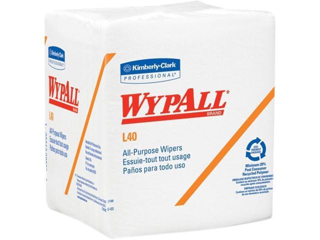 Kimberly-Clark Professional 05701PK Wypall L40 Food Service Wipe