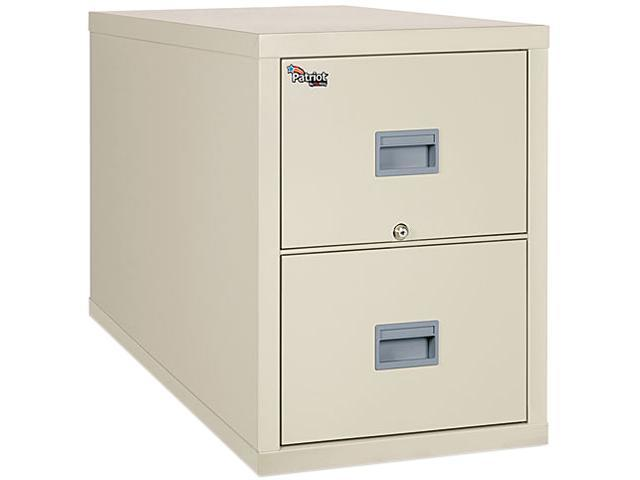 FireKing 2P2131CPA Patriot Insulated 2-Drawer Fire File Cabinet