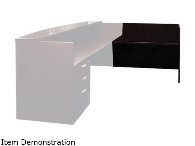 Mayline MRRT2448ESP Mira Series Reception Desk Shell Return