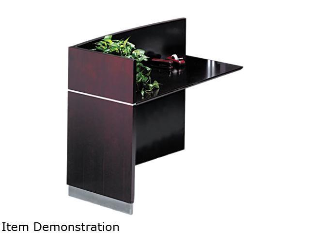 Mayline NRRTMAH Napoli Veneer Series Desk Return Top