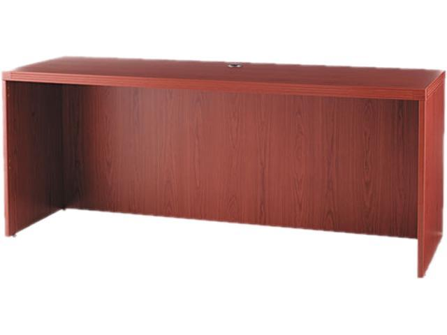 Mayline ACD7224LCR Aberdeen Series Laminate Credenza Shell, 72w x 24d x 29 1/2 h, Cherry
