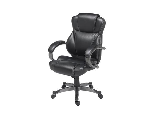 Z Line Designs ZL4001 01ECU Executive Chair With Deluxe Memory Foam