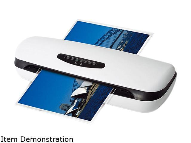 "ES-1315 Royal Sovereign 13"" Photo & ID Document Laminator"