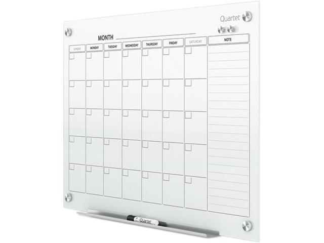 Calendar May Sia : Infinity magnetic glass calendar board newegg