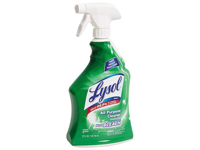 Reckitt Benckiser 19200-78914 LYSOL Brand All-Purpose Cleaner with Bleach, 32 oz Trigger Bottle