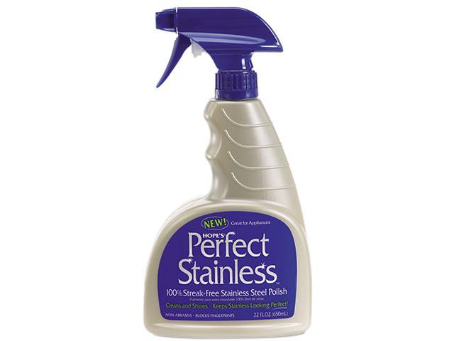 Hope's 22PS6 Perfect Stainless Stainless Steel Cleaner and Polish