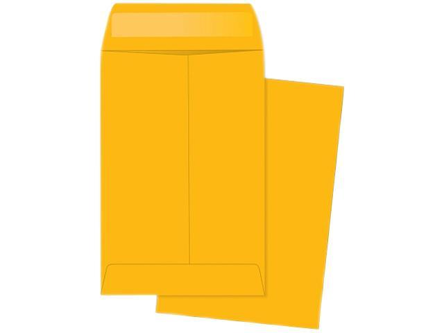 04442 Little Coin Kraft Envelope, #4 Size, 20lb Brown Kraft, 500/Box
