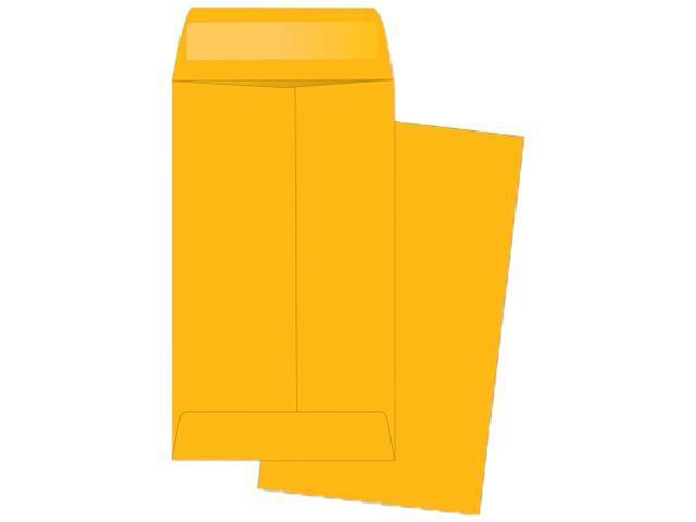 Business Source 04443 Little Coin Kraft Envelope, #5-1/2 Size, 20lb Brown Kraft, 500/Box