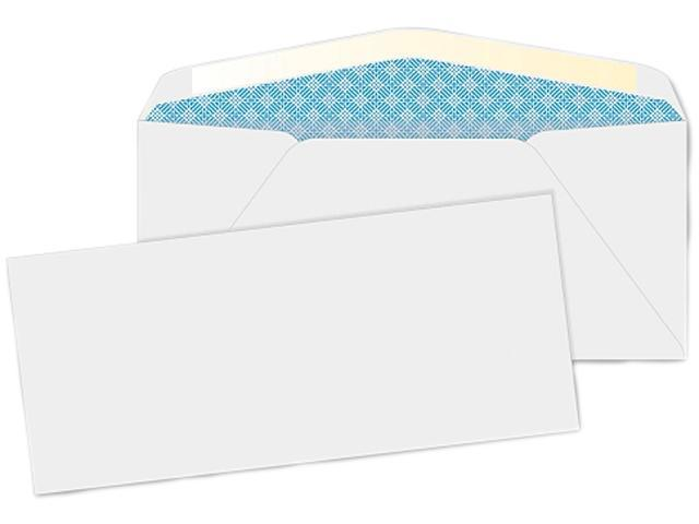 Business Source 04466 Security Business Envelope, Security, No.10., 20lb., 40/BX, Tinted/White