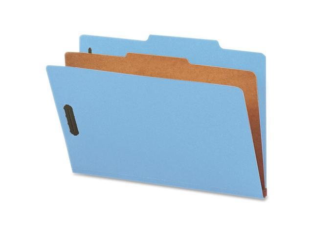 Nature Saver SP17219 Cleared Top-tab 1-Divider Classification Folder